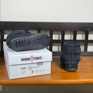 Minnetonka Shoes - Kids boots